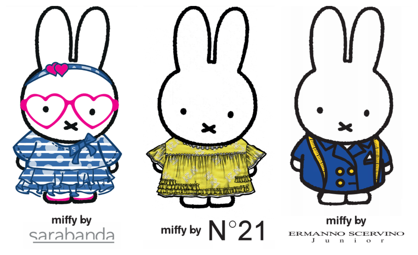 Miffy collage 01